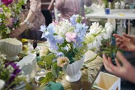 Wedding Flowers London Diy Wedding Flower Workshop Flower Appreciation Society