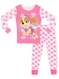 paw patrol paw patrol pajamas clothing