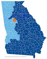 Ga Counties Map State Administered Benefits Moving From Compass To The New Georgia