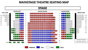 phx map seating maps theatre