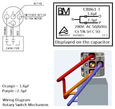 is there a wiring diagram for the 40csfm 3 speed fan controller