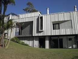 modern concrete design building d595 modern duplex house plans