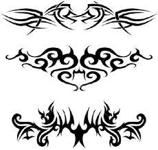 tattoos millenium designstribal tattoo symbols design designs