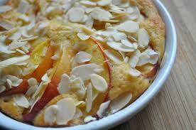 cuisine sans mati e grasse gâteau tout léger aux nectarines sans matière grasse ajoutée