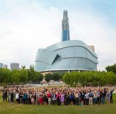 volunteering at the canadian museum for human rights canadian