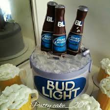 is bud light made with rice bud light beer cake beer mug mini cakes everything edible ice