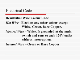 skilled trades 1201 provincial electrical code electrical code
