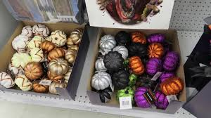 fall autumn halloween decor shopping at meijer 2017 youtube