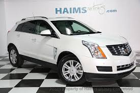 2014 cadillac srx 2014 used cadillac srx fwd 4dr luxury collection at haims motors