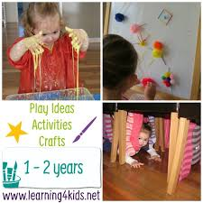 play ideas activities and crafts play by age learning 4