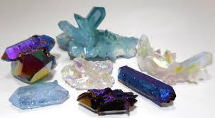 aura crystals aura quartz crystals rock shop wholesale and supply