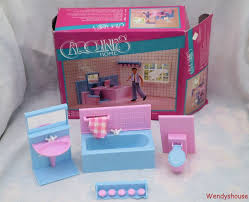 boxed carolines home lundby dolls house bathroom furniture free
