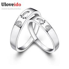 fashion couples rings images 60 off fashion couples toe rings with cz diamond for women jpg