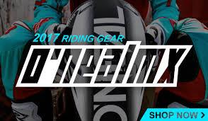 o neal motocross gear motosport 2017 o u0027neal riding gear milled