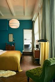http jensen beds com like this green color combination teal