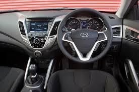 Veloster Hyundai Interior Hyundai Veloster 2012 2014 Interior Autocar