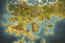 Naruto World Map by World Map Forums