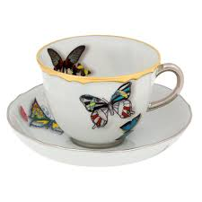Beautiful Coffee Cups Butterfly Parade Coffee Cup U0026 Saucer Coffee Cup Cups And Coffee