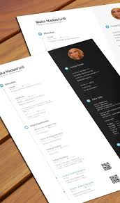 11 best cv and portofolio ideas images on pinterest professional