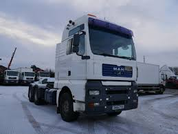 44 tonne man tga 26 480 tractor unit truck for sale sn06pya mv