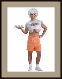 Cool Guy Costumes Halloween Retired Hooters Waitress Costumes Hooters Waitress