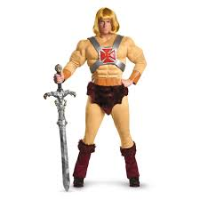 stick figure halloween costumes amazon com disguise masters of the universe he man classic muscle