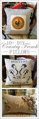 confessions of a plate addict pillows country french style