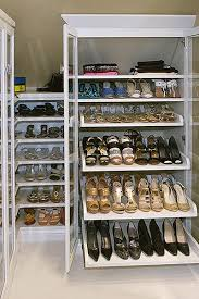 walk in closet organizers for master closet with sloped ceilings