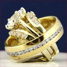 wedding ring sets his and hers white gold wedding rings sets for him and s ring cheap his hers
