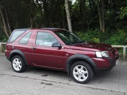 land rover freelander 2000 used land rover cars huddersfield second hand cars west yorkshire