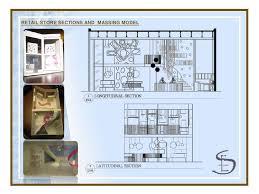 Interior Store Design And Layout Interior Design Portfolio