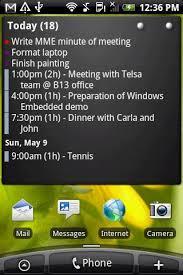 agenda widget plus apk calendar widget agenda android apps on play