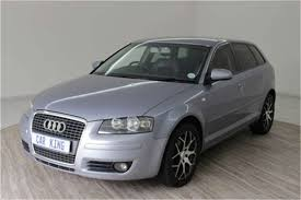 2006 audi a3 type 2006 audi a3 a3 sportback 2 0tdi ambition cars for sale in gauteng