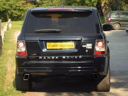 land rover sport 2007 used 2007 land rover range rover sport tdv8 sport hse hawke kit