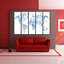 999store multiple frames wall for living room wall art panels with
