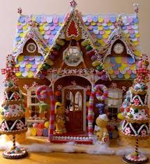 cozy gingerbread house christmas decorations marvelous ideas best