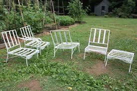Vintage Homecrest Patio Furniture - garden furniture vintage ecormin com