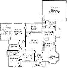corner house plans 4 bedroom 3 bath colonial house plan alp 031b allplans com