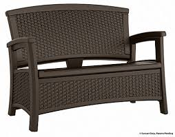 rubbermaid bench with storage rubbermaid patio storage bench the home depot canada