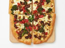 Food Network Com Kitchen by White Pizza With Broccolini Recipe Food Network Kitchen Food