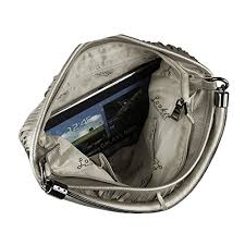 handtaschen design ital design damen tasche fransen shopper hobo bags umhängetasche