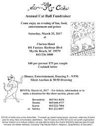 Fundraiser Sav R Cats International Inc