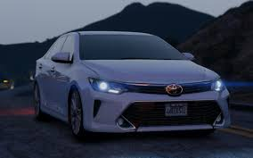 cars toyota 2016 toyota camry 2016 add on replace gta5 mods com