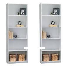 Mainstays 3 Shelf Bookcase Instructions Bookcase New Used Corner Wood Narrow Ladder Ebay
