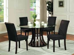 Small Glass Dining Room Tables Fabulous Oak Glass Dining Tables Ideas Kitchen Sets Top Table Set