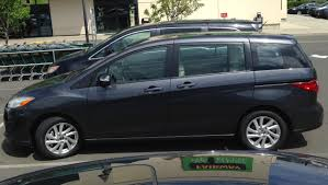 mazda5 impressing the kids driving my teens in a manual mazda 5 she