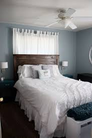 15 soothing bedrooms that take inspiration from the clouds view in gallery bedroom with blue cloud antique silver and french gray colors
