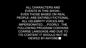 disclaimer south park archives fandom powered by wikia
