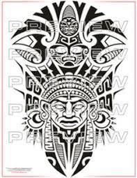 aztec sun tattoo u20aa aztec tattoos u20aa aztec mayan inca tattoo