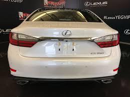lexus es 350 white 2017 new 2017 lexus es 350 4 door car in edmonton ab ld13168